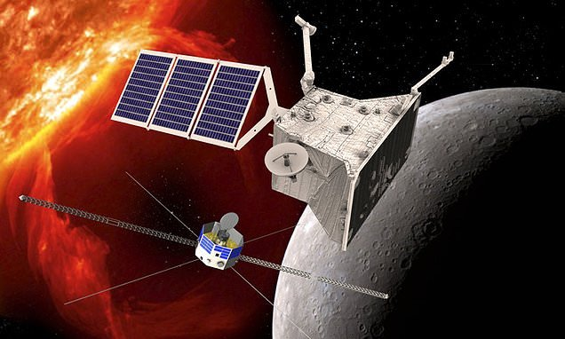 British space probe nears blast-off to explore planet nearest the Sun