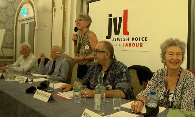Group disciplined for racism gives anti-Semitism training to Labour