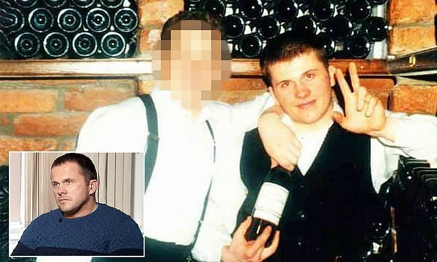 Photo emerges of Novichok suspect 'working as a waiter'