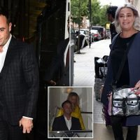 Ant McPartlin and his estranged wife Lisa Armstrong granted a divorce