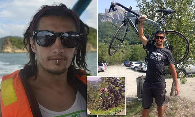 British man mistakenly killed 'deserved to die' says his own MOTHER