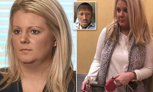 White woman who barred black man from St. Louis loft defends herself