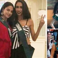 Miss Earth Lebanon stripped of title after photo with Miss Israel