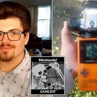 Amateur photographer takes incredible images on 20-year-old Gameboy