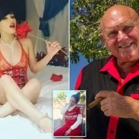 Dennis Hof's girlfriend Dasha Dare tells how he spent his final hours