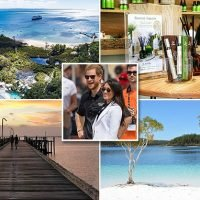Inside Fraser Island resort Meghan Harry will stay in during visit