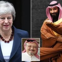Theresa May under pressure to suspend arms sales to Saudi Arabia