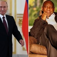 Russia 'tries to woo' white South African farmers amid land seizures
