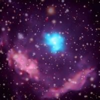 Stunning Nasa image reveals the youngest pulsar ever found