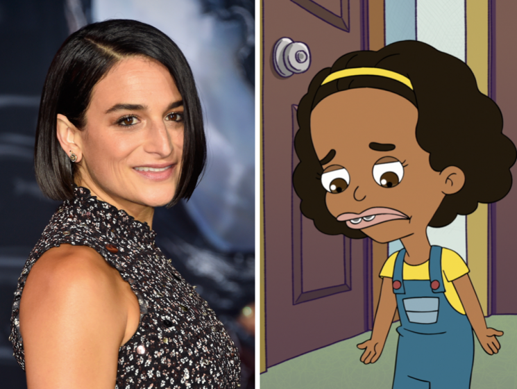 'Big Mouth' Star Jenny Slate Had Her Own Nathan Fillion Growing Up & It's Exactly Who You Think