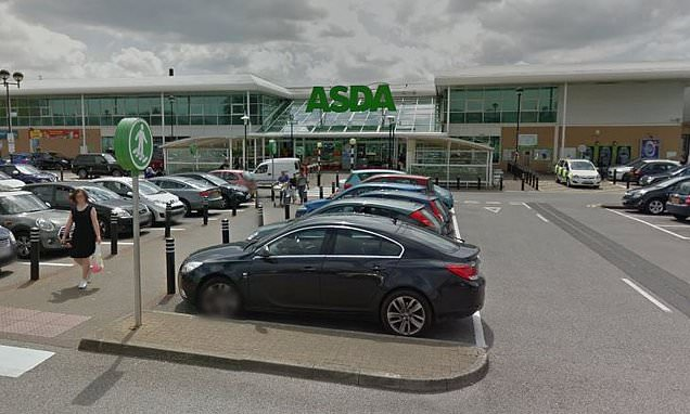 Supermarket is evacuated and McDonald's workers are rushed to hospital