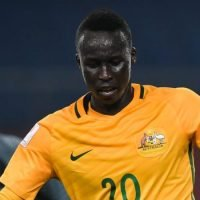 Sudanese refugees share special Socceroo debuts