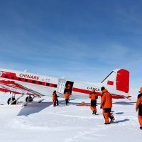 China prepares to build its first airport in the Antarctica