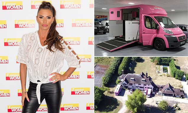Katie Price staves off bankruptcy for another month