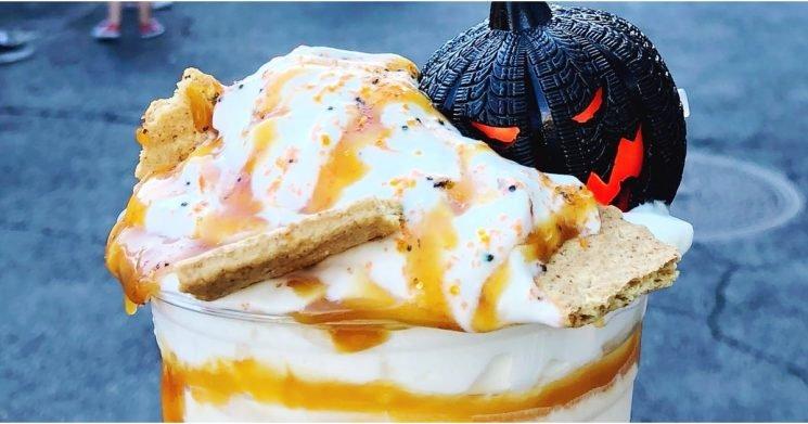 We Tried Disneyland's New Pumpkin Spice Shake, and It Tastes Like . . .