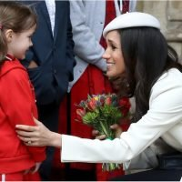 13 Times Meghan Markle Was Royally Adorable With Kids