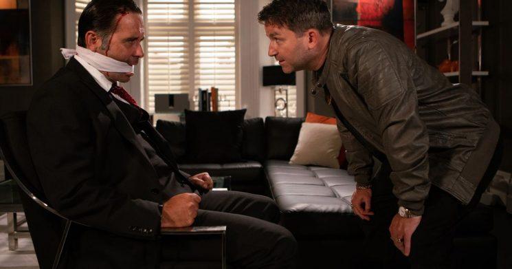 Drug dealer attempts to kill Graham on Emmerdale in bloody scenes