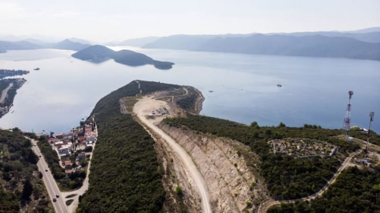 A decades-coming bridge to unite Croatia is finally going to be built … by China