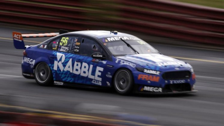 'The only hope for us is rain': Frustrations boil over at Bathurst
