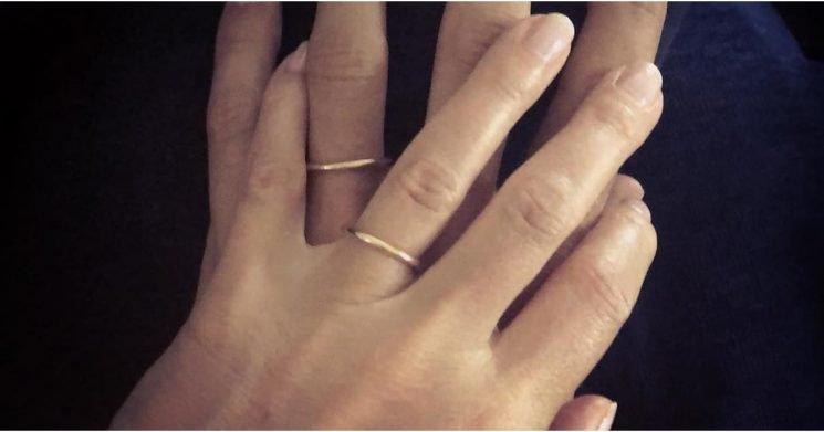 Gwyneth Paltrow's Wedding Band Is So Elegant, It Hurts