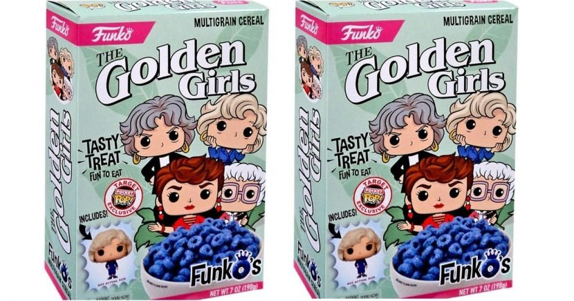 You Can Now Buy Golden Girls Cereal at Target, and Um, Have You Heard Better News Today?