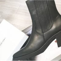 After Years of Searching, I Found the Perfect Black Boots For Both Work and Weekends