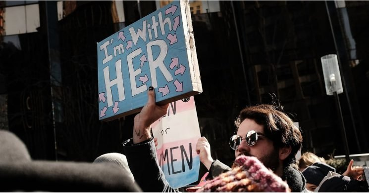The Philogynist Pledge — 10 Ways Men Can Support the Women's Movement