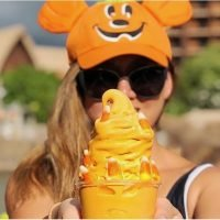 It Was Only a Matter of Time Before Disney Started Offering Pumpkin Spice Soft Serve