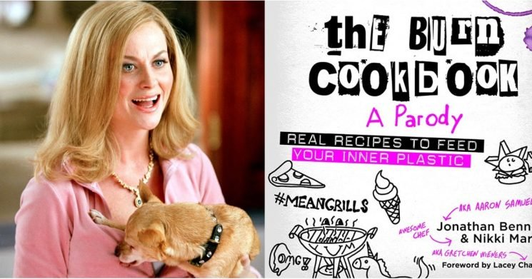 The Mean Girls Cookbook Is Finally Out, and Fetch-uccine Alfredo Is SO Going to Happen