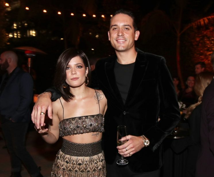 """Is Halsey's """"Without Me"""" About G-Eazy? The Lyrics Could Be About Their Summer Breakup"""