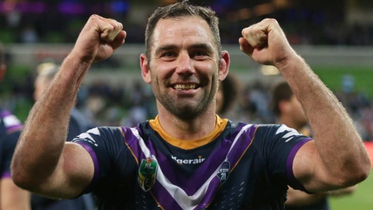 Melbourne Storm praise 2019 NRL draw, marquee home matches