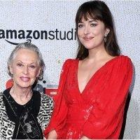 Dakota Johnson Brought Her Famous Grandma, Tippi Hedren, to the Suspiria Premiere