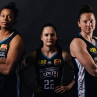 Canberra Capitals find a new 'supergirl' in Kelly Wilson