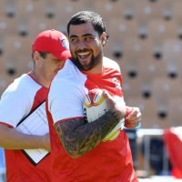 Roos not focused on Fifita but he's an inspiration to Tonga captain