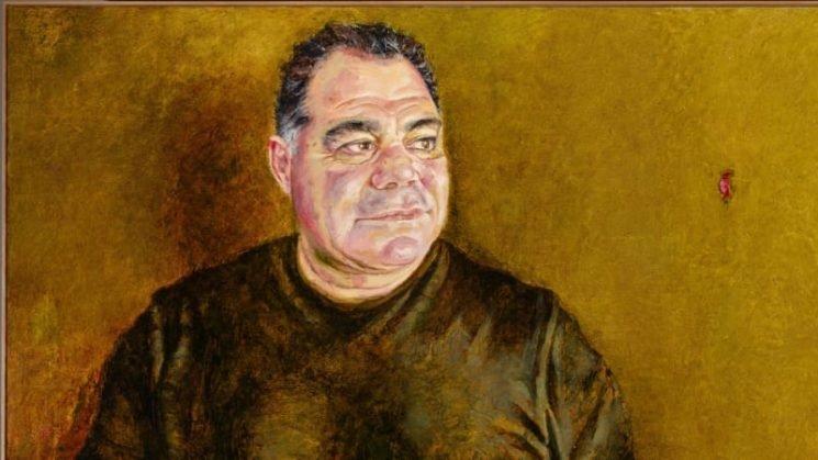 Portrait paints Mal Meninga in a new light