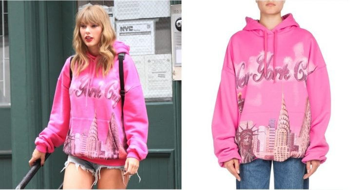 If Your Girl's Got a Big Reputation For Loving Taylor Swift, She'll Love These Fashion Gifts