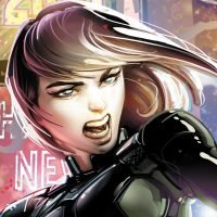 Natasha Is Back From The Dead In The New 'Black Widow' Comic Series