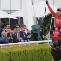 Redzel steals the show as 40,000 punters pack Randwick for The Everest