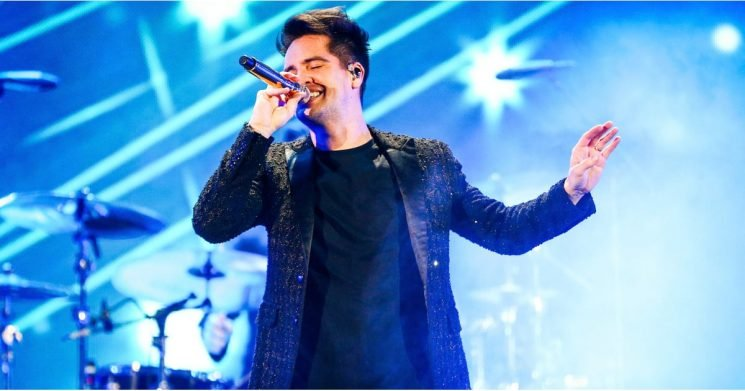 We Can't Handle How Perfect Panic! at the Disco's Cover of Queen Was at the AMAs