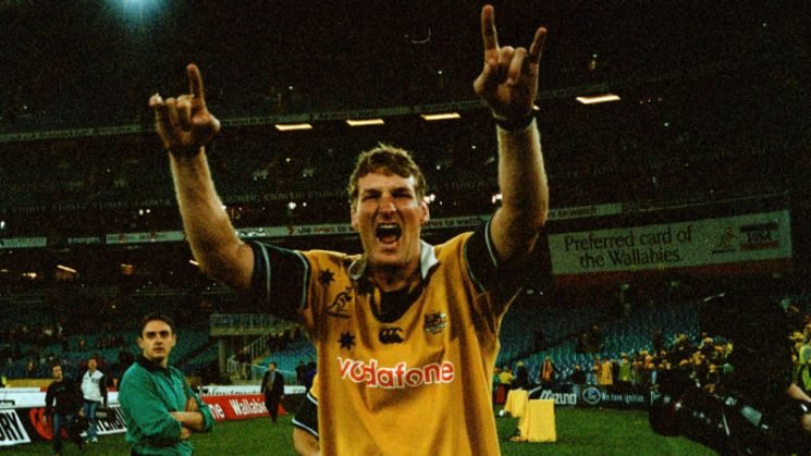 Former Wallaby Harrison misses out on RUPA top job