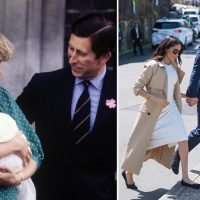 Princess Diana was the first royal to give birth in a hospital – but will Meghan Markle follow her lead?