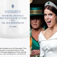 Royal souvenir shop makes massive gaffe when promoting Princess Eugenie wedding mugs – can you spot it?