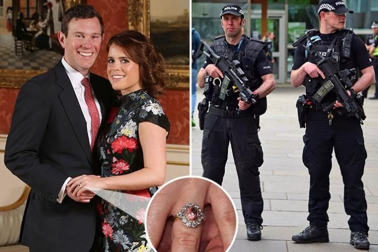 How much is Princess Eugenie and Jack Brooksbank's wedding going to cost and who will pay for it?