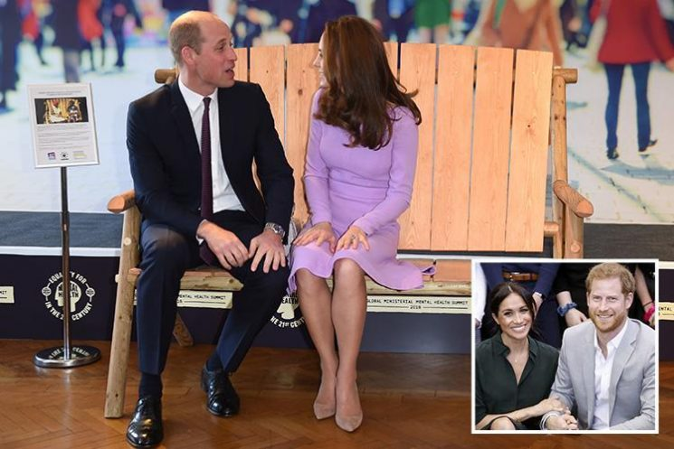 Prince William and Kate Middleton's 'body language has changed' over the last few months… but is Meghan Markle the reason why?
