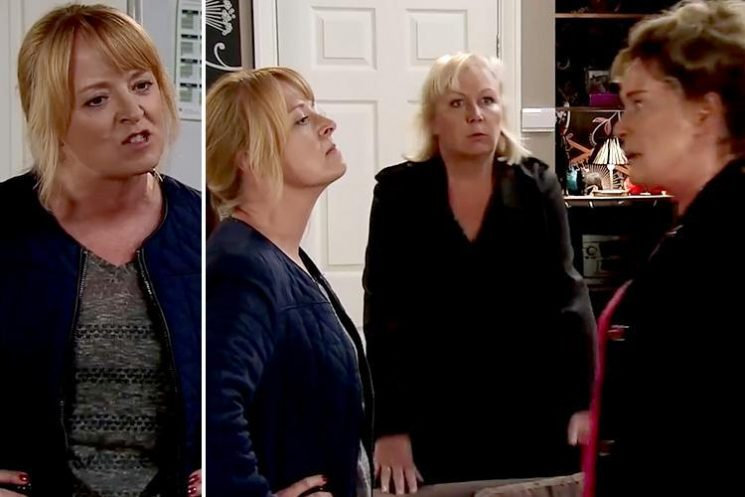 Coronation Street spoilers: Jenny Connor launches into a furious rant at Liz McDonald over her fling with Johnny