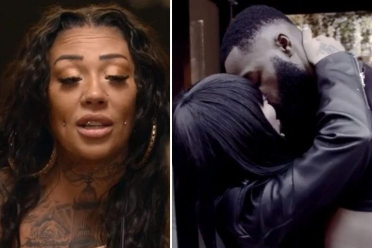 Sugababes star Mutya Buena reveals she'd rather 'have sex than intimate kissing' on Celebs Go Dating