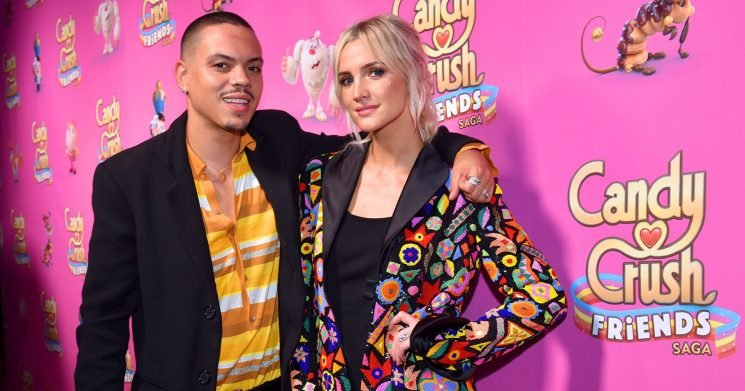 Ashlee Simpson and Evan Ross 'Definitely Want Another' Baby