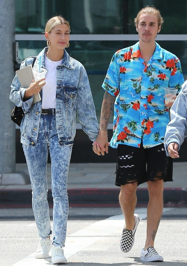 Justin Bieber really did marry Hailey Baldwin without a prenup last month