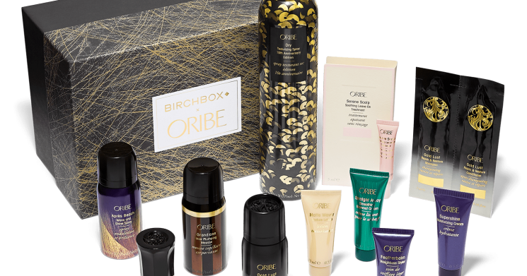 Birchbox and Oribe Have a Special Treat for Your Tresses