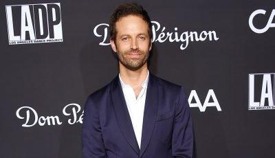 Benjamin Millepied Says Wife Natalie Portman's Work Is 'an Inspiration'